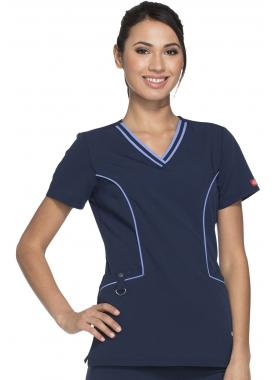 DK715 ТОП ЖЕНСКИЙ DICKIES XTREME STRETCH NVYZ